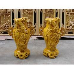 木雕工艺品厂家-老手艺木雕合理-东阳木雕工艺品图片