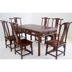 盛世红木家具合理,餐厅红木家具哪家好,湖南餐厅红木家具图片