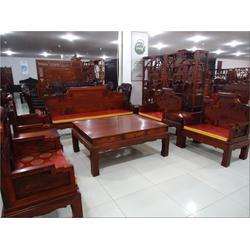 盛世红木家具信用良好|红木家具沙发|金华红木家具沙发图片