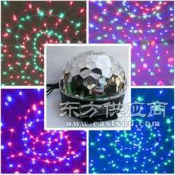 LED水晶魔球 KTV激光灯 包房灯 酒吧舞台灯光 镭射灯图片