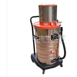 打磨厂用气动吸尘器,春驻AIR-800气源式气动防爆工业吸尘器图片