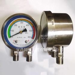 供应过滤器用工业型不锈钢差压表图片