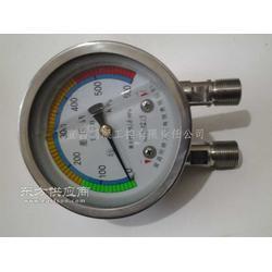 供应同顺工控压差表,空气压差表,过滤器压差表,测量介质为水、气、油图片