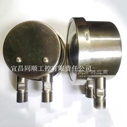 同顺工控CB系列不锈钢差压表,详细技术参数、安装方式可电联沟通图片