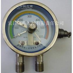 双针差压表的 安装方式图片