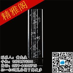 精雅阁水晶 水晶内雕柱-浙江水晶图片