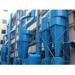 CLK扩散式旋风除尘器-水泥厂收尘器-旋风收尘器图片