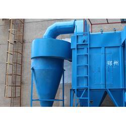 单筒干式旋风除尘器|旋风除尘器|朴华科技(查看)图片