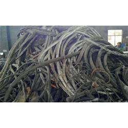 郑州回收旧电缆、(菱峰电器)、郑州哪里有高价回收旧电缆图片