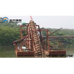 淘金船|东方环保机械制造|淘金船采购图片