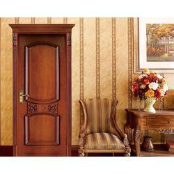 实木复合门一般多少钱-娄烦实木复合门-山西澳科森实木家具图片