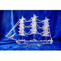强瑞,玻璃工艺品奖杯,广州玻璃工艺品图片