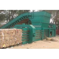 全自动废纸打包机 凯沃环保(在线咨询) 废纸打包机图片