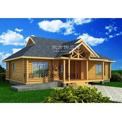 木屋别墅厂家、木岗亭供应、木屋效果图图片