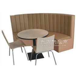 增城区餐厅沙发卡座厂家直销图片