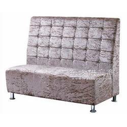 沙发,西餐厅沙发,天河西餐厅卡座沙发图片