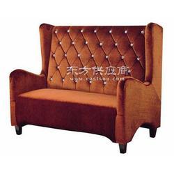 博罗定做卡座沙发,西餐厅沙发卡座,茶餐厅家具配套图片