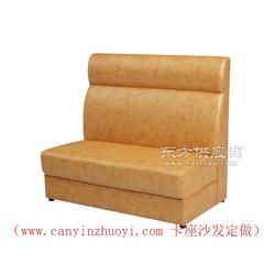 海珠区定做卡座沙发比较专业的厂家图片