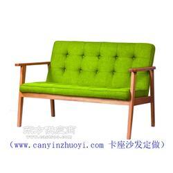 宝安区实木家具,宝安区卡座沙发定做图片