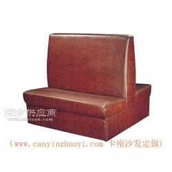增城火锅店家具,增城火锅店卡座沙发图片