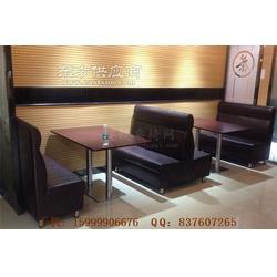 南海区茶餐厅沙发订做,南海区茶餐厅家具定制图片