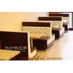 惠阳西餐家具,惠阳区卡座沙发桌子组合图片