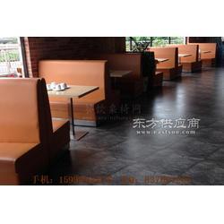 黄埔区餐厅沙发订做,黄埔茶餐厅沙发卡座定制图片