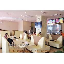 茶餐厅休闲沙发桌子组合,稔山镇茶餐厅休闲家具案例图片
