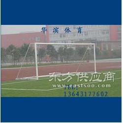 标准足球门_十一人制移动式足球门图片