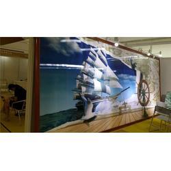 佛山裸眼3D立体瓷砖出口定制品牌、TOE瓷砖图片