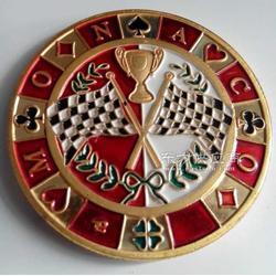 金属徽章设计工牌供应图片