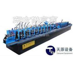国内最好的高频焊管机组,优质的高频焊管机组设备,管焊机生产线设备图片