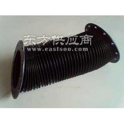 法兰式橡胶布油缸防尘罩图片