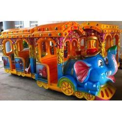 轨道小火车|金山游艺设施(在线咨询)|游乐设备轨道小火车图片