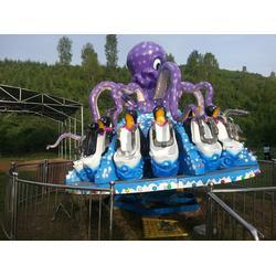 章鱼陀螺游乐设备,章鱼陀螺,金山游艺设施(图)图片