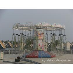 旋转飞椅、金山游艺设施、游乐园旋转飞椅图片