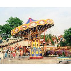 旋转飞椅-金山游艺设施-游乐场的旋转飞椅图片