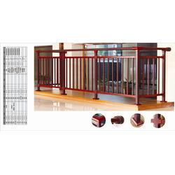 好运来机电设备实惠,阳台护栏,浙江阳台护栏图片