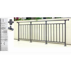 护栏怎么安装,衢州护栏,好运来护栏实力企业图片