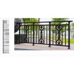 阳台护栏材质_好运来机电设备(在线咨询)_阳台护栏图片