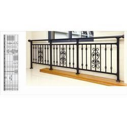 阳台护栏样式|阳台护栏|好运来护栏品质可靠图片