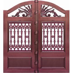 铝庭院大门采购-好运来机电设备质量可靠-兰溪铝庭院大门图片
