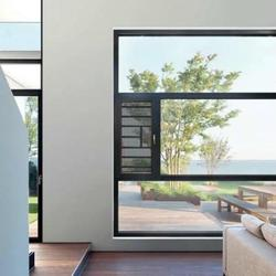 无缝焊接窗厂家-温州无缝焊接窗-好运来护栏制造专家(查看)图片