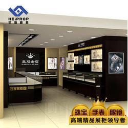 泗阳珠宝柜台设计,珠宝柜台设计,灵海道具图片