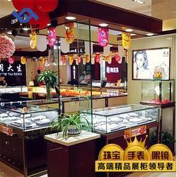 灵海道具-昆山展柜-玻璃展柜图片