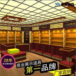泗阳展示柜,常州灵海道具(已认证),展示柜厂家定做图片