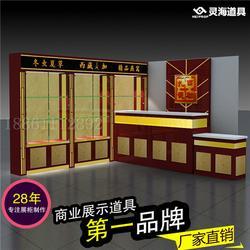 厂家定制展示柜、灌云展示柜、厂家直销(多图)图片