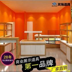 淮安展柜、木质烤漆(认证商家)、产品展览展柜图片
