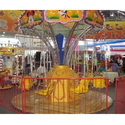 金山游乐设备(图),16座西瓜飞椅,上饶西瓜飞椅图片