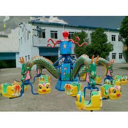 旋转大章鱼、金山游乐设备、六臂旋转大章鱼图片